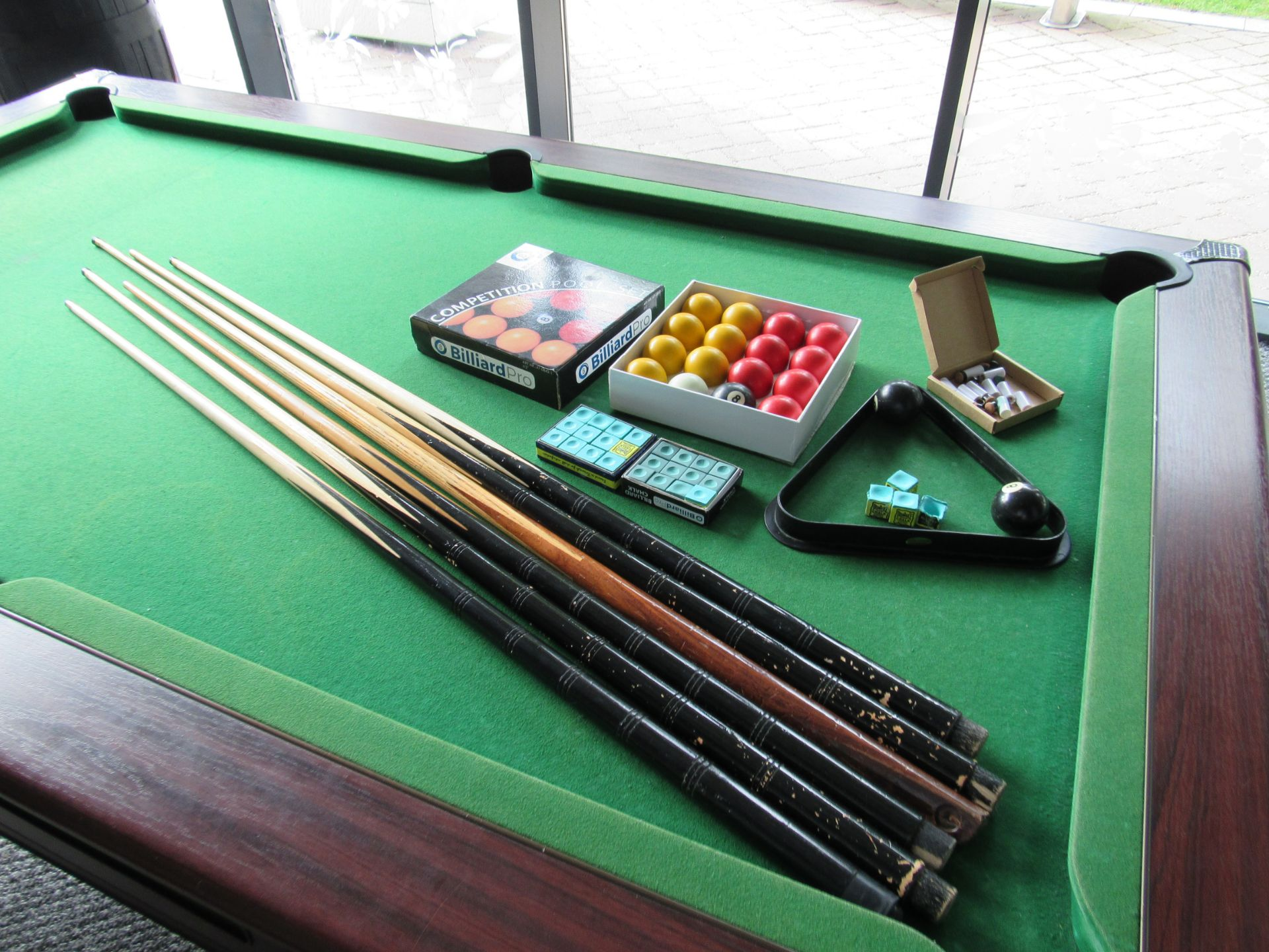 Supreme Pool, Pay to Play Billiard Table - Image 4 of 9
