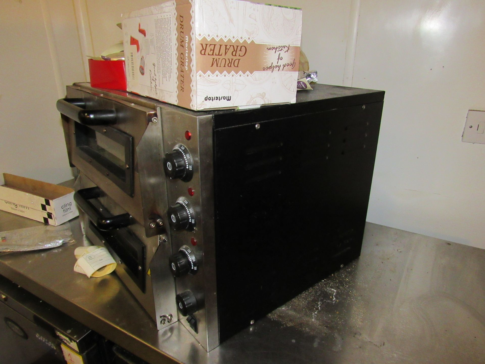 Electric Pizza Oven, P2PT 560x566x400mm - Image 2 of 5