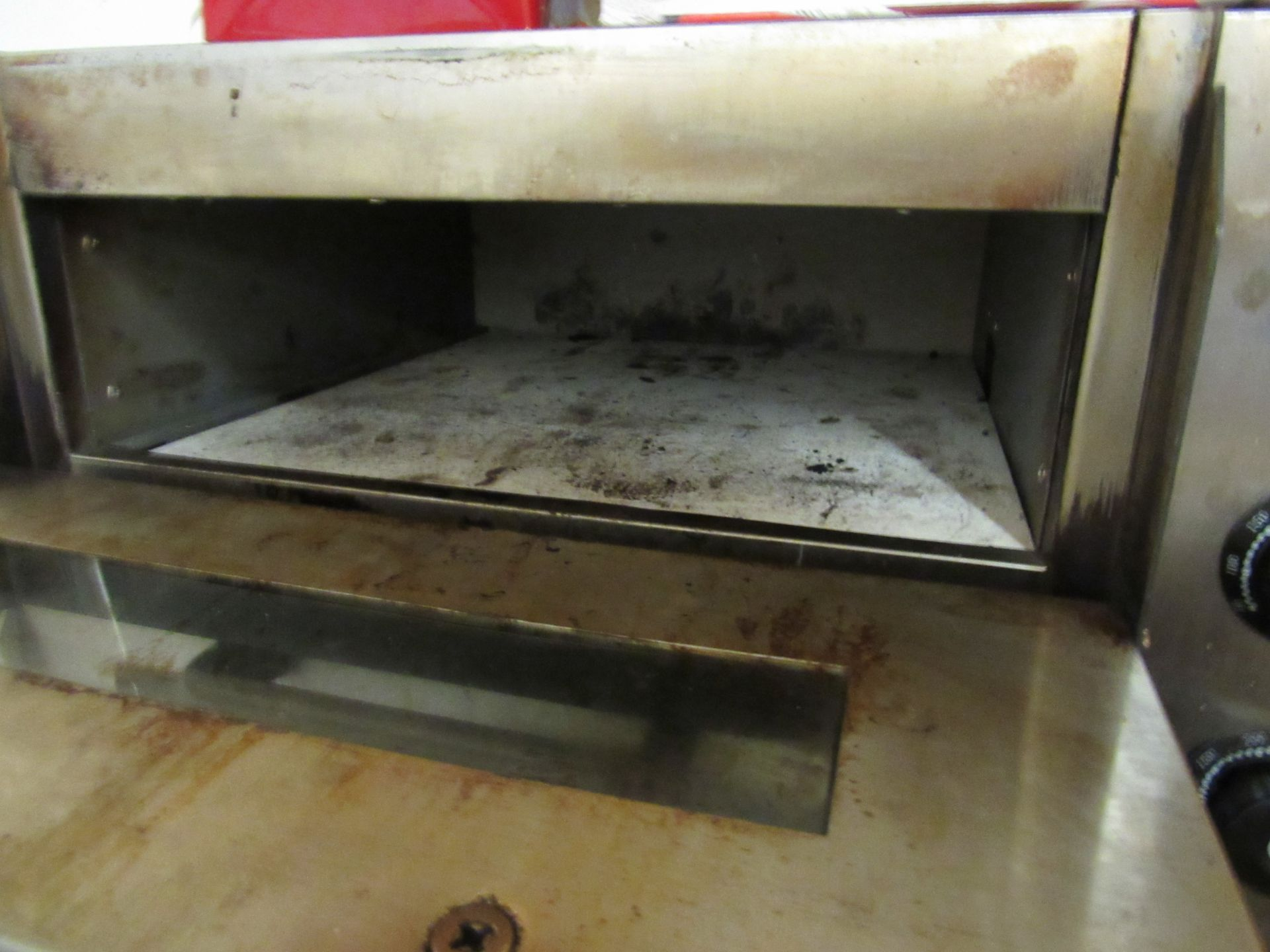 Electric Pizza Oven, P2PT 560x566x400mm - Image 3 of 5
