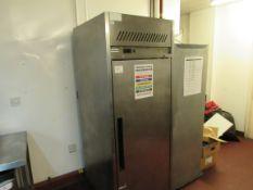 William Stainless Steel Freezer 6ft