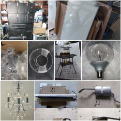 Clearance Auction of the entire inventory of a successful E-bay trader and online retailer