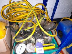 Quantity of Drain Test Plugs & Bungs