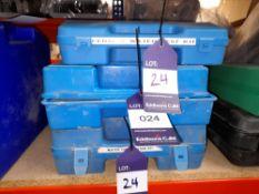 2 Lovibond AF100 Water Disinfection Kits & Fernox Water Test Kit