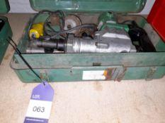 Hitachi DH28Y Hammer Drill 110v