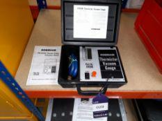 Rubinair 14830A Thermistor Vacuum Gauge