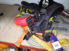 Portwise Retractable Fall Arrester & Safety Harness