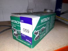 Hitachi G12S7X 4.5in Disc Grinder (boxed)