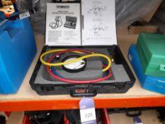 Watts TK9A Blackflow Preventer Test Kit