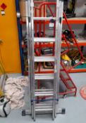 Lyte Professional 3-section Combination Ladder