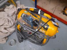 Dewalt LTIV 10Ltr Air Compressor 110v