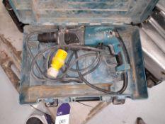 Makita HR2460 Rotary Hammer Drill 110v