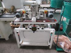 Bespoke Chamfering Machine