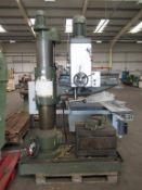 Ajax Radical Drilling Machine
