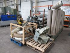 Five bag Multi Filter Dust Extraction Unit
