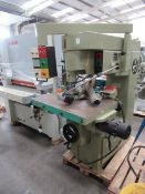 Heavy Duty Foot Powered Router 3PH