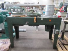 Twin Bag Dust Extractor 3ph