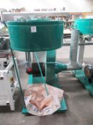 Twin Bag Mobile Dust Extractor 3ph