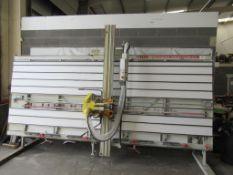 Putsch-Meniconi SVP133 Vertical panel saw cw scorer