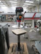 Jet Floor Standing Pillar Drill 240v