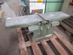 Dewalt DW1150 Planer-thicknesser 240v