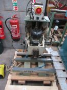 Maw Foot Operated Router (?)3PH