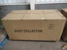 Twin Bag 5.5kw Mobile Dust Collector (boxed)