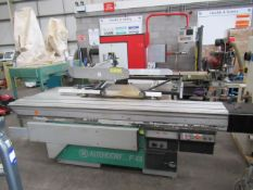 Altendorf F45 Sliding Table Panel Saw 3ph