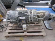 Hydrovane 37 7 Bar Compressor (see lot 116)