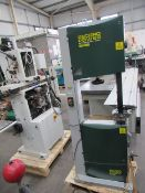 Record Power BS400 Vertical Bandsaw 240V