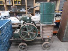 R.A Lister Vintage Mobile Liquid Pump