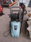 Pressure washer 240v