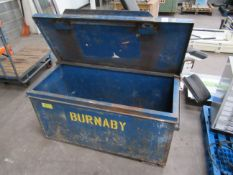 Heavy Duty Metal Storage Box