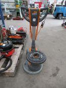 Taski Ergodisc floor cleaner 240v