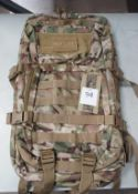 Qty of small and large backpacks