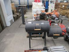 Cactus Jack Heavy Duty Barbeque with Smoker