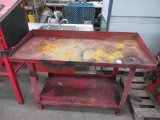 Sealey Two Tier Work Bench