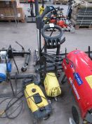 Karcher 480 and 620m Pressure Washers