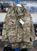 Qty of Gortex jackets