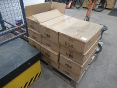 12x Boxes of 30x TCP LED 5w downward lights