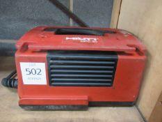 Hilti DPC20 power conditioning unit 110v