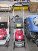 """Honda HRB425QX 16"""" Rear Roller with Rota Stop Mower"""