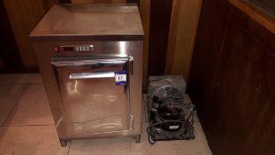 Modulsystem MBTK stainless steel ventilated Refrigeration Unit (2014) serial number 00047956