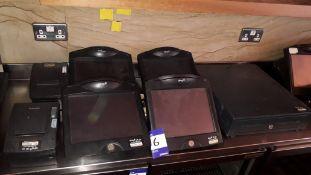 Till System, comprising; 4 Bleep TS750 touchscreen terminals (without software), 2 Bixolan SRP-350
