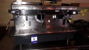 Rancilio Classe 6 Two Group Commercial Espresso Coffee Machine (hard wired – disconnection by