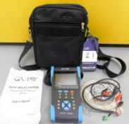 QVIS CCTV Tester to Case