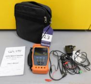 QVIS CCTV Multi Tester to Case