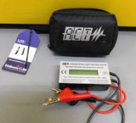 ACT Battery Tester to Case