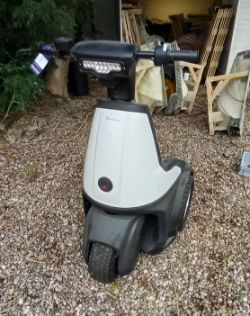 4 x Electric Stand Up Vehicles & Stock of Moped/Scooter Spare Parts
