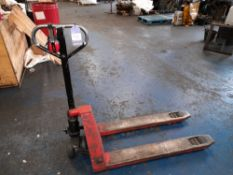 Unnamed Hand Operated Pallet Truck