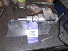 In-House Fabricated De-Burring Tool